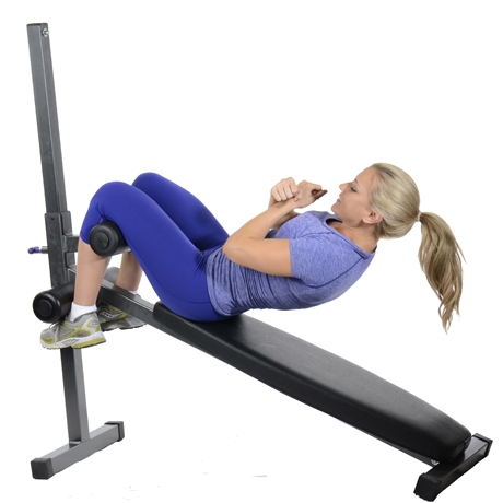 Fitness l 39 entrep t planche abdominale de luxe - Tapis de musculation abdominale ...